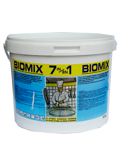 Biomix 7 in 1 - Quality first