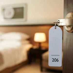 Sleepspray, voor uw hotelgast